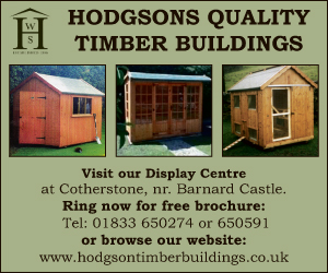 Hodgsons Timber Buildings