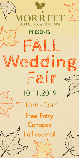 Morritt Fall Wedding Fair