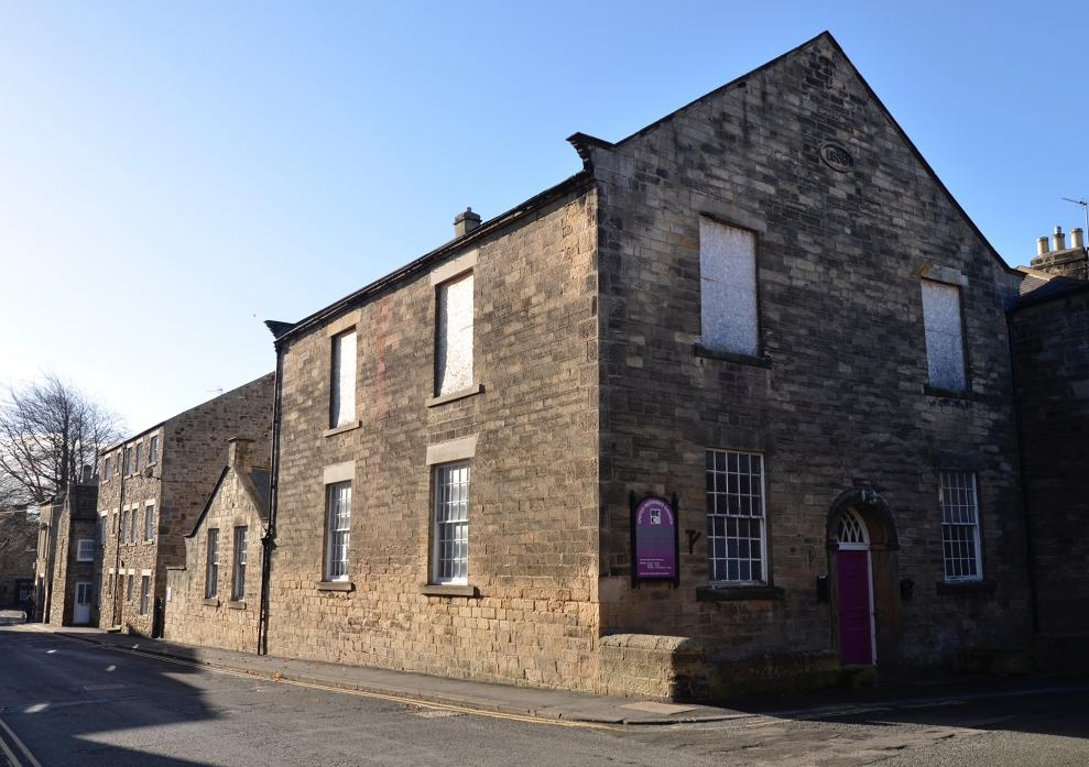 PLANNING APPLICATION The Congregation Hall in Barnard Castle