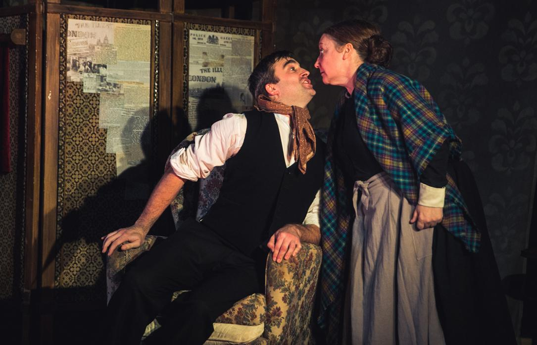 HAUNTING: Kindred Theatre will perform a stage adaptation of Dickens' The Haunted Man and the Ghost's Bargain to Barney