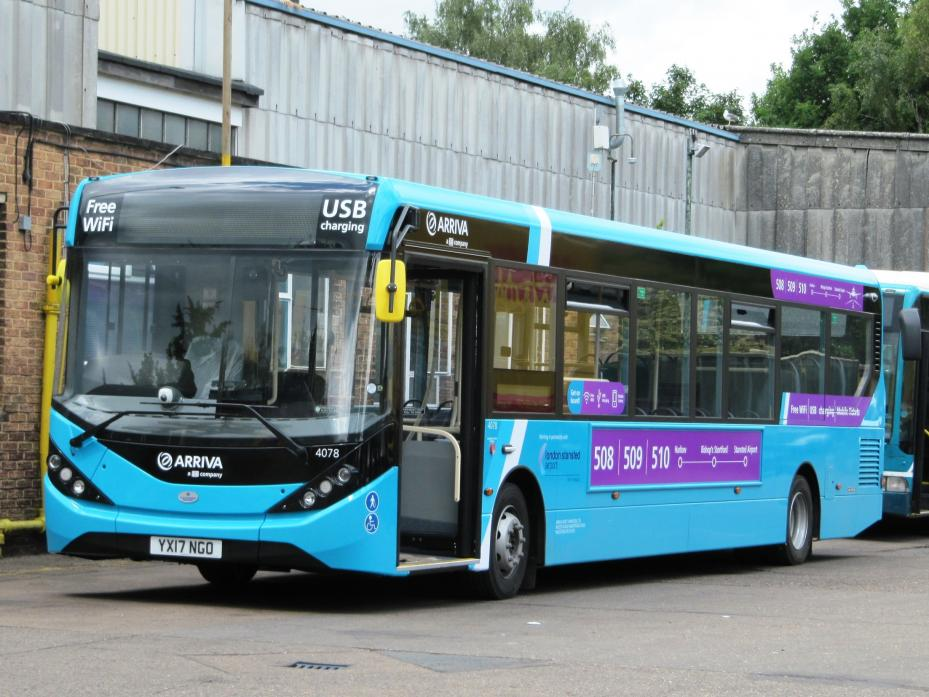 Arriva bus services out of Barney are due to be disrupted for a week