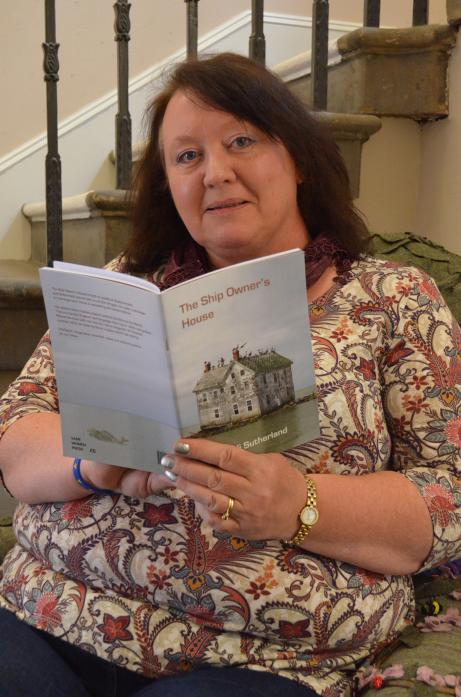 PASSION FOR POETRY: Barnard Castle writer and town councillor Judi Sutherland will lead the ten-week Poetry for Pleasure course at The Witham