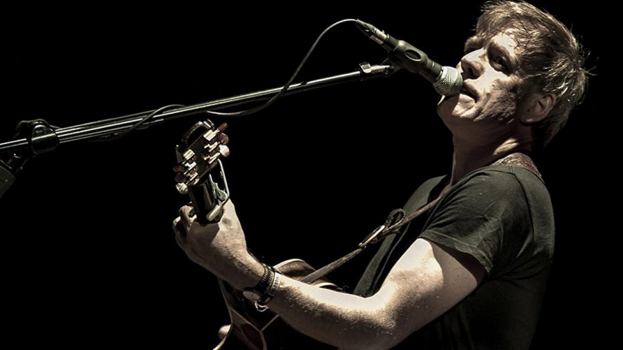 RETURN VISIT: Martyn Joseph will perform at The Witham on January 23