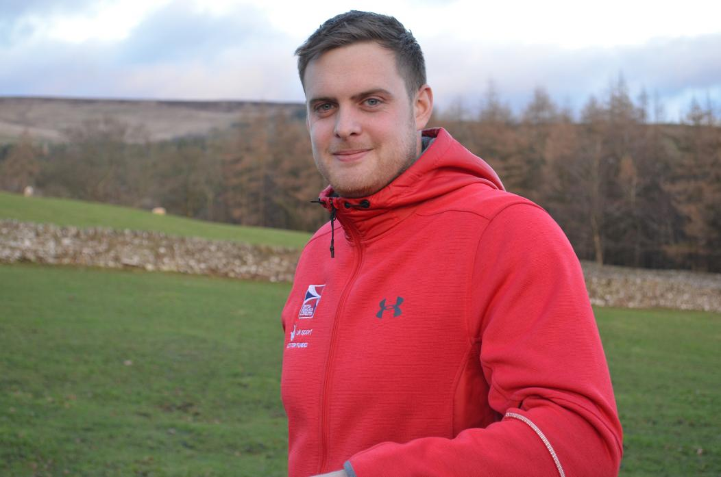 Alan Toward will represent Team GB during the Bobsleigh World Championships in Canada in March.