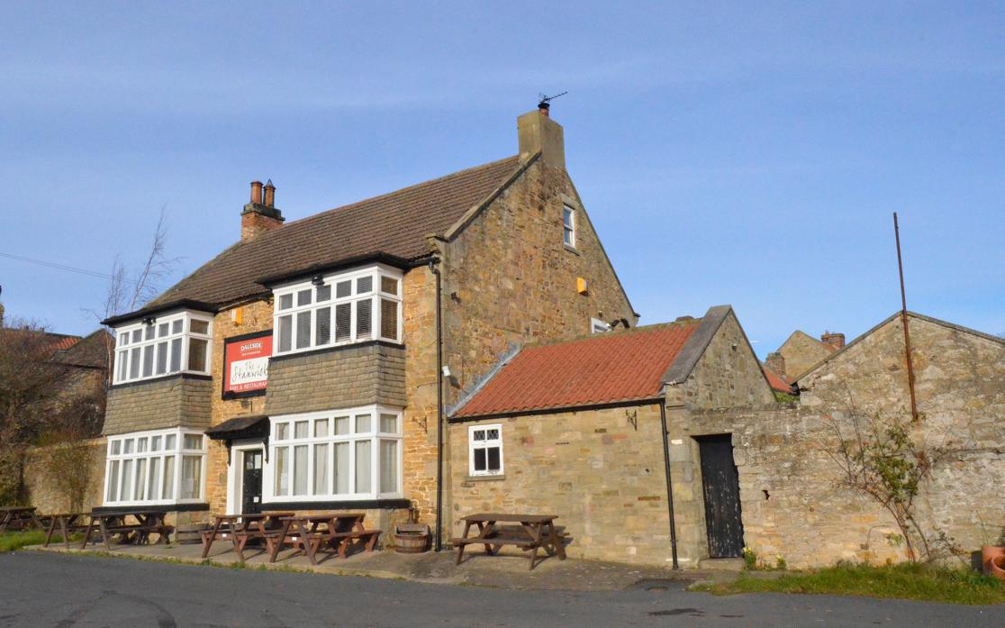 TO BE SAVED? Stanwick Arms pub could be made an asset of community value