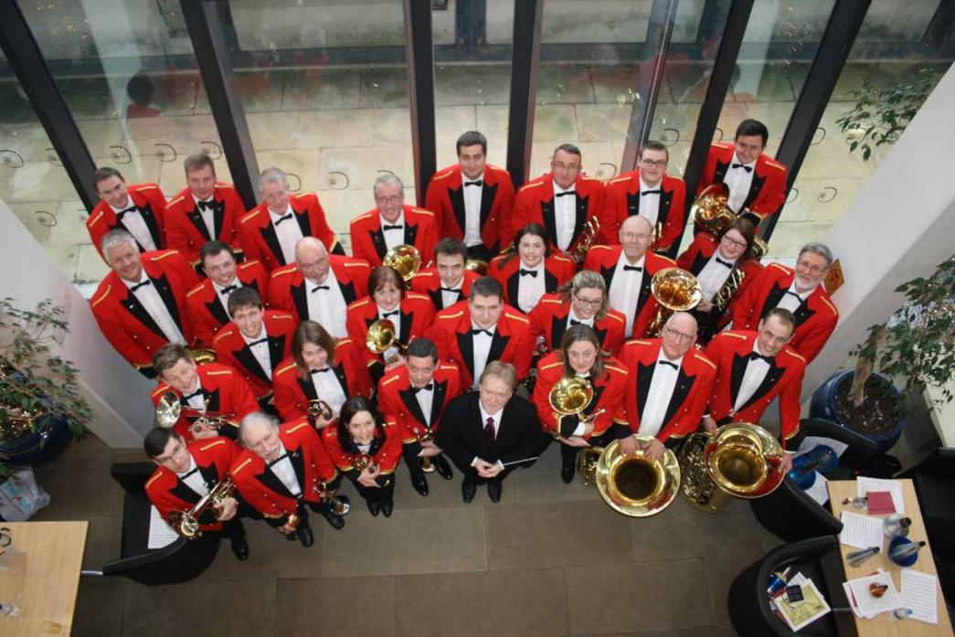 The Reg Vardy Brass Band is among the attractions at The Witham this summer.