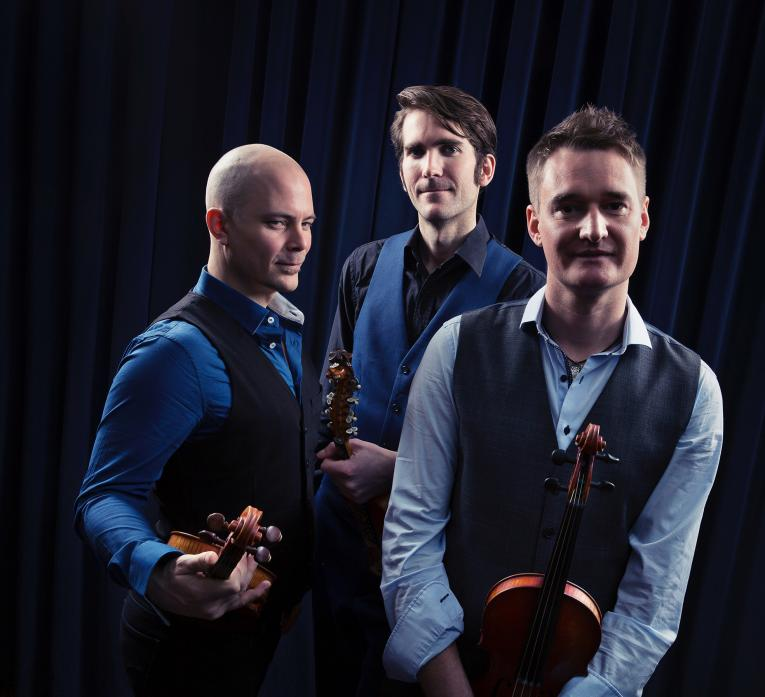 ACCLAIMED: Nordic Fiddlers Bloc will perform at The Witham on Saturday, March 10