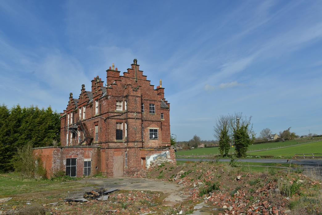 Developers say they want to tear down the remaining St Peter's building in Gainford.