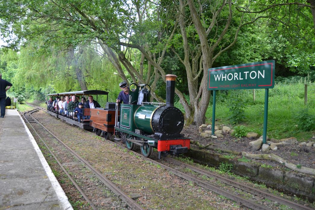 The Friends of Thorpe Light Railway is holding its first open day of the season on April 28