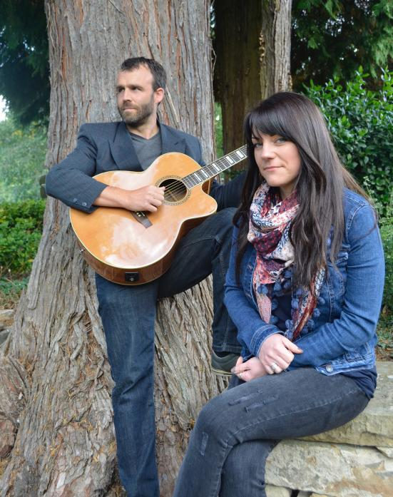 ON THE ROAD: About the Humans, alias Moray Nellis and Andy Yeadon, will be performing at Stainton Village Hall