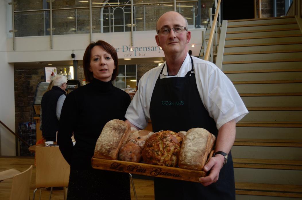 DEAL: The Witham now stocks bread from Coghlans Bakery