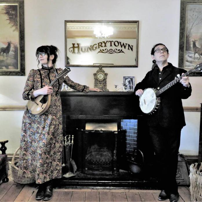 HEADLINE ACT: The duo Hungrytown will headline Friday night at the sports and social club in Middleton-in-Teesdale