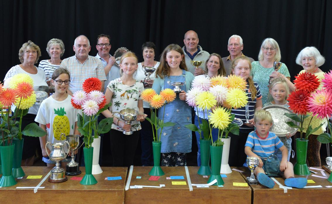 WINNING RECIPE: Cotherstone Flower and Vegetable Show's triumphant trophy winners