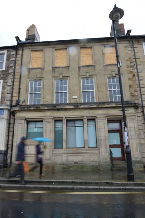 CHANGES PROPOSED: HSBC Bank, in Barnard Castle