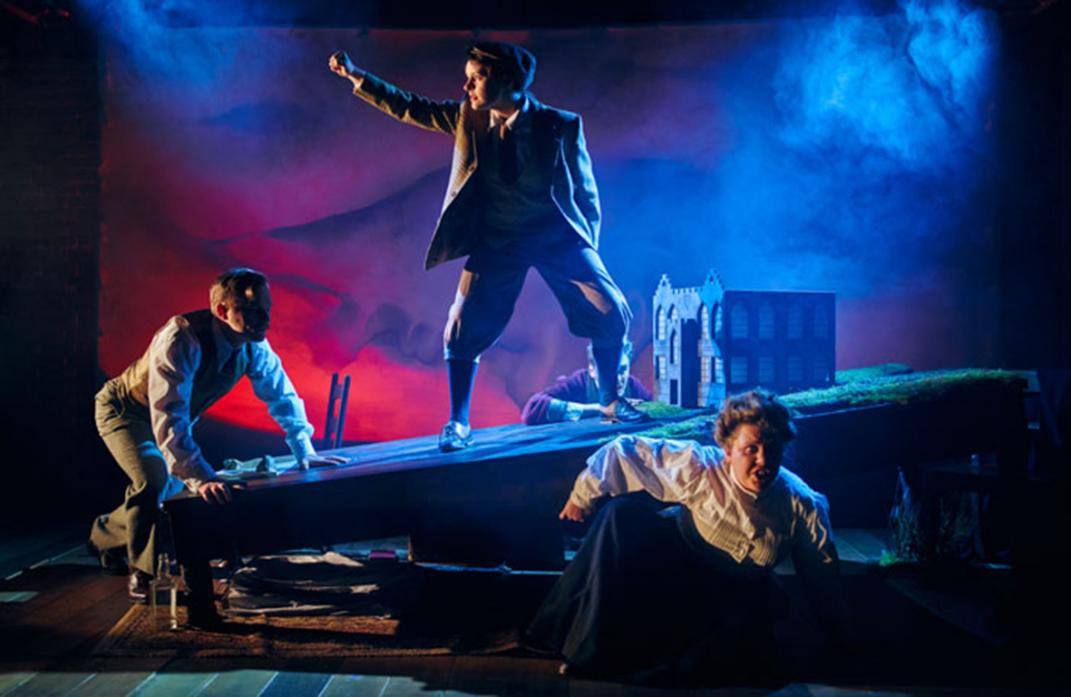 CLASSIC STORY: Northern Stage is bringing The Hound of the Baskervilles to The Witham this week