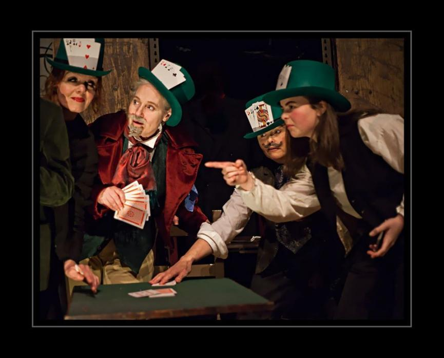The Old Curiosity Shop - The Castle Players. Photo Credit Helen Brown