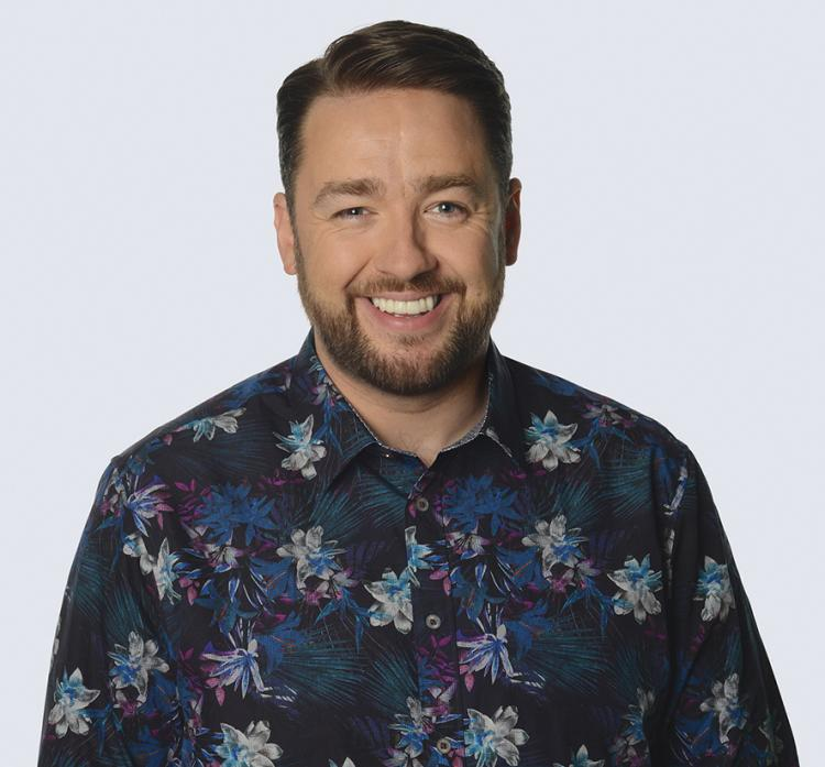 BIG DRAW: Jason Manford's two Barney shows have sold out in record time