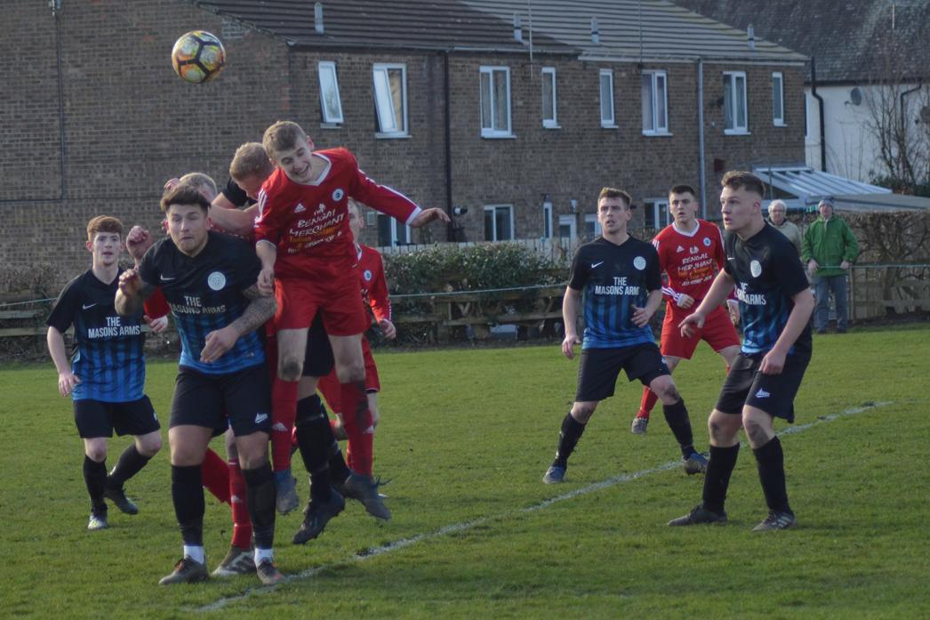 UNFINISHED BUSINESS: Bowes FC, like all other local sides, saw their season curtailed