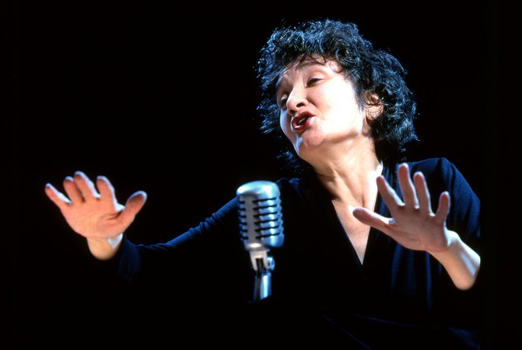 HOMAGE: Elizabeth Mansfield plays the legendary Edith Piaf in Hymn To Love