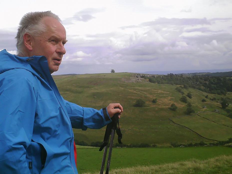 WRITE ON: Creative writer David Napthine will lead five online sessions to create an epic tale of Teesdale and its people