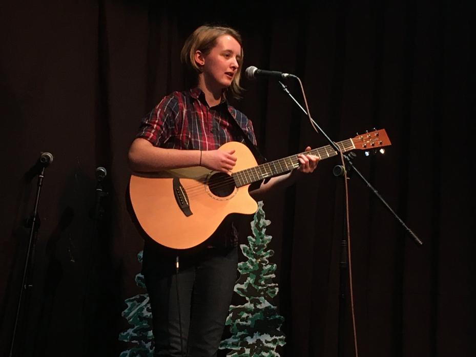 PROTEST SONG: Kirsty McLachlan