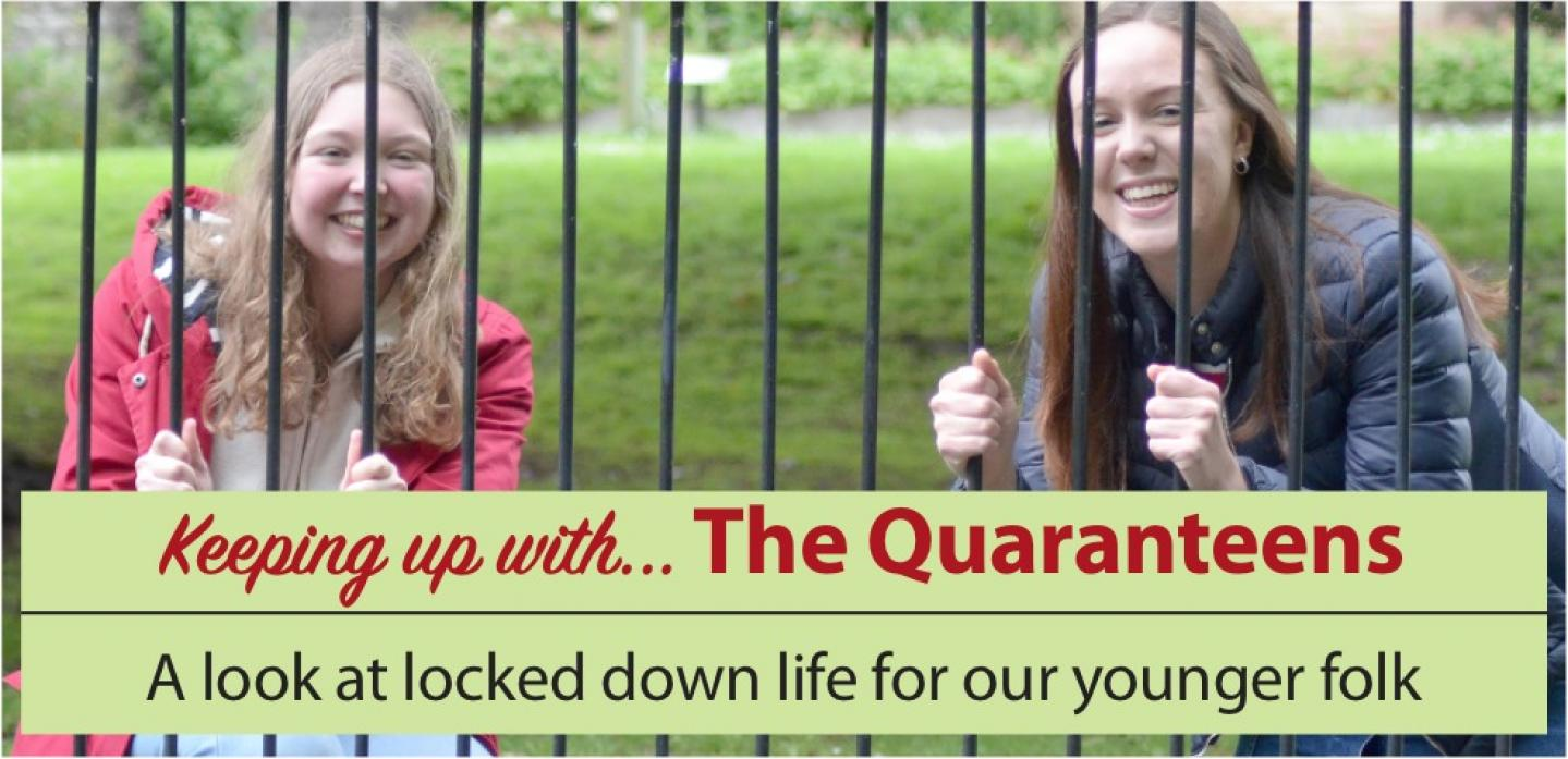 YOUNG VOICE: The Quaranteens