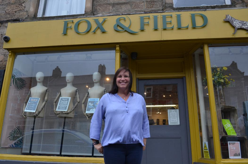 SELLING UP: Donna Dobson re-opened for business this week with the news she will be moving on in September