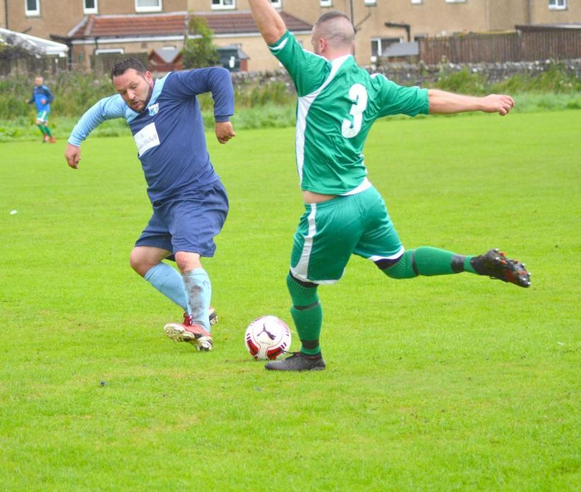 ON THE BALL: Middleton Wanderers manager Dave Short has revealed plans to launch a reserve team for the start of next season