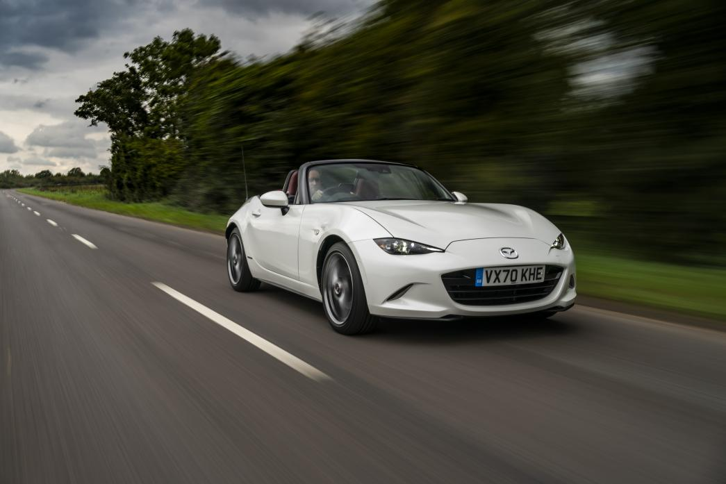 On the road: The new Mazda MX-5