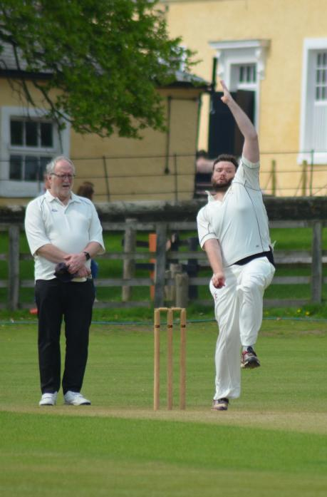 STAR MAN: Raby Castle's opening bowlers put in a match-winning effort, claiming 5-39 as East Cowton were bowled out for a meagre 80 on Saturday. Raby ran out comfortable winners, losing just one wicket