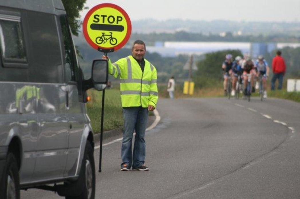 TRIAL RUN: The first road race in the region to be controlled by marshals takes place on Saturday