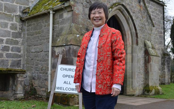 Vicar to give Gainford village a taste of China