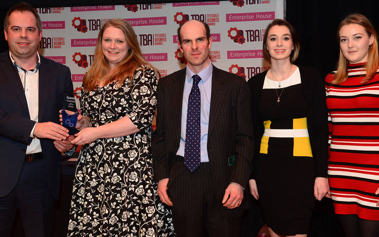 Teesdale Business Awards – Heritage leather firm makes digital impact