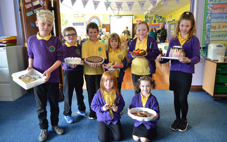 Bake-off contest goes down a treat at Ingleton