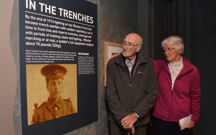 Names of 2,000 people added to Teesdale's WW1 roll of honour