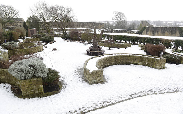 Town residents asked to help with Barnard Castle sensory garden revamp