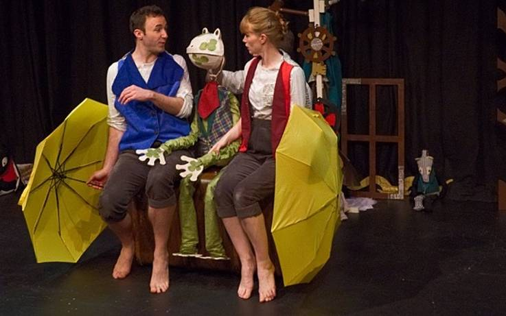 Mr Toad and friends head to Whorlton for show