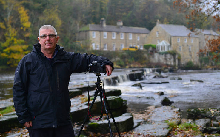 Photos of burning heather earn international exposure for Teesdale photographer