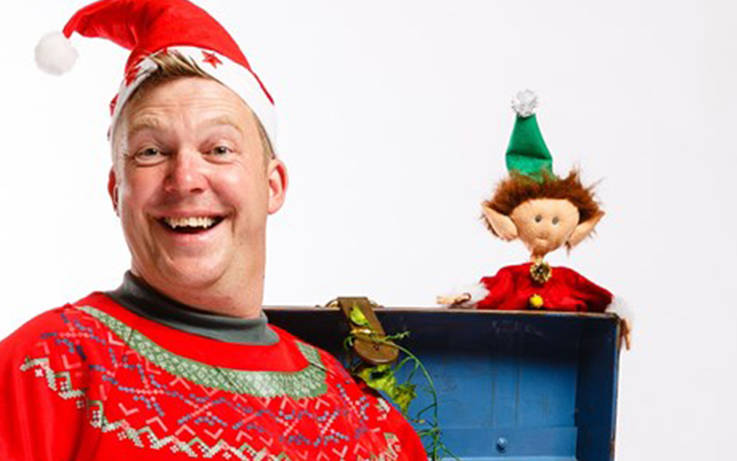Let's get Christmassy with festive kids' show