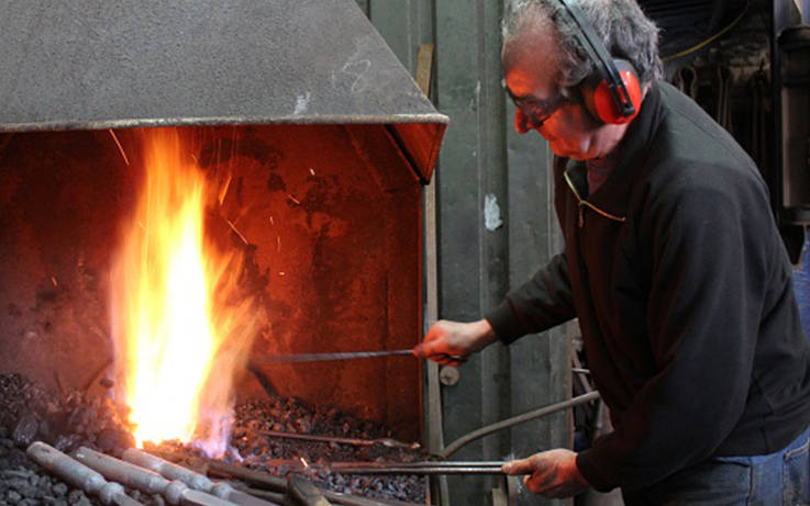 Art that is forged in fire