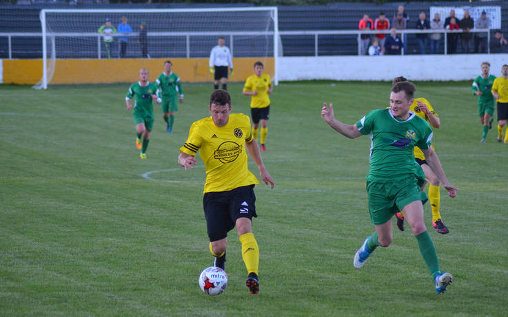 Honours even as West warm up for cup final