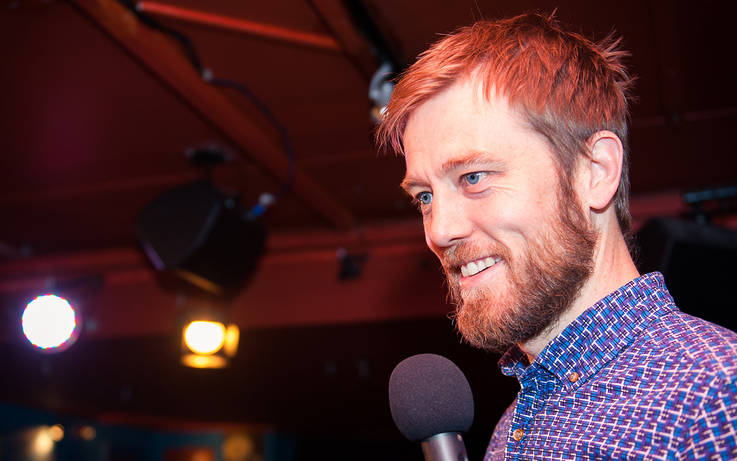 Comedian Alun to call in at Staindrop as part of UK tour