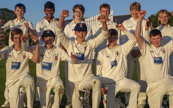 Cricket round-up: Barney juniors triumph; Reserves called up to bolster Castles' numbers; Raby up to second in district league; Evenwood crash to Brandon