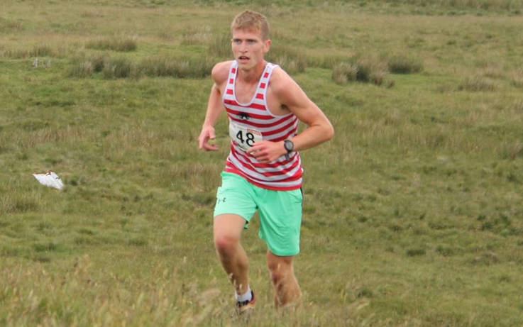 Charlie races to top spot – despite getting lost along the way