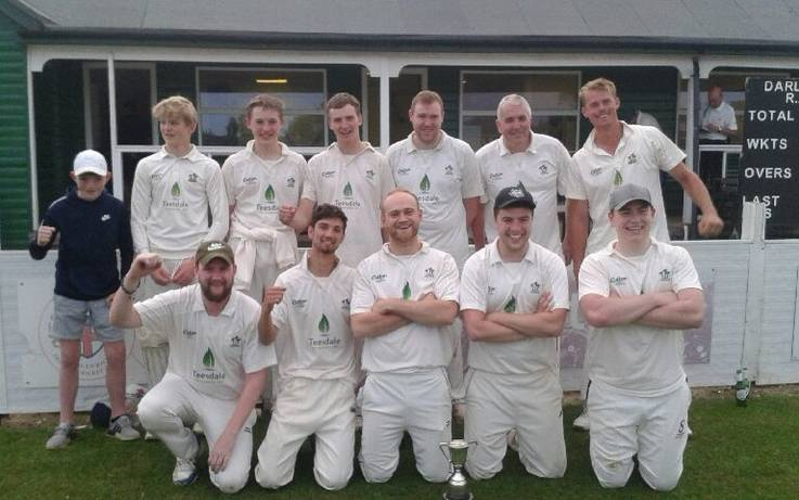 Middleton secure division two title