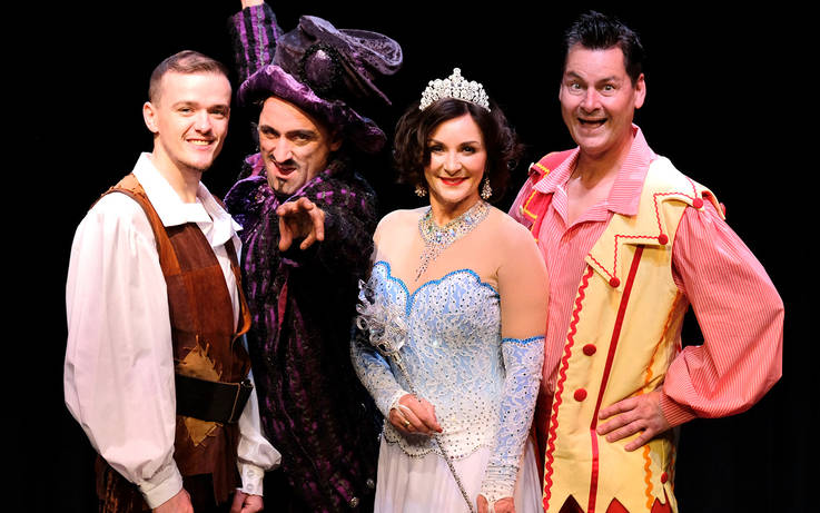 Strictly's Shirley heads cast for this year's Hippodrome panto