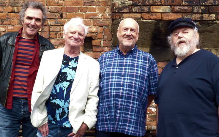 Pitmen Poets bow out as farewell tour visits Barney