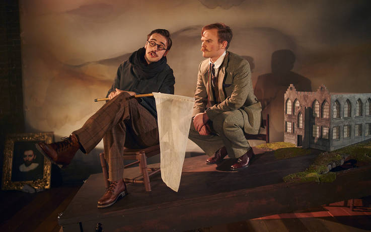 New version of Conan Doyle classic comes to Hamsterley