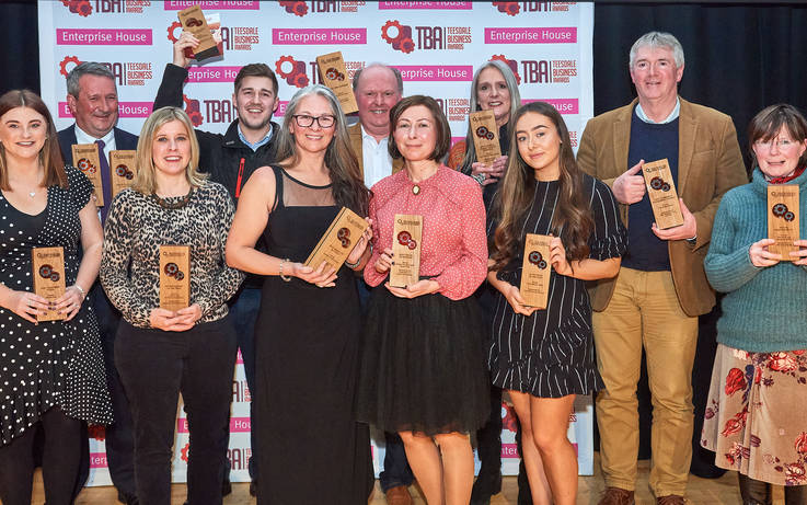 Annual awards celebrate Teesdale's best in business