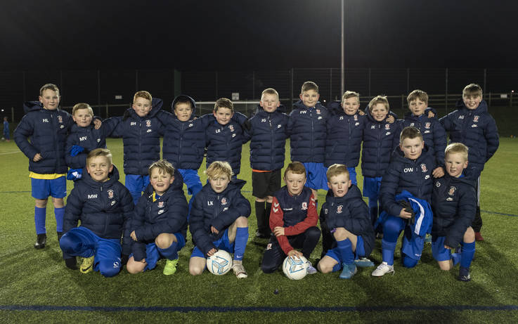 Season round-up – Virus stopped under-9s in their tracks after reaching cup semi-final.